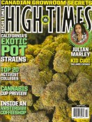 high times oct 2009 cover